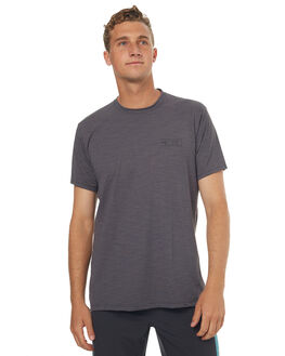 HEATHER CHARCOAL SURF RASHVESTS XCEL MENS - MLM62517HCH