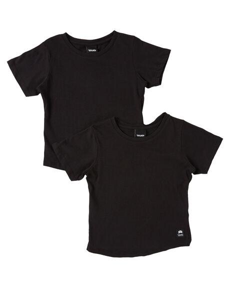 BLACK BLACK KIDS BOYS ST GOLIATH TOPS - 28X0507MULT