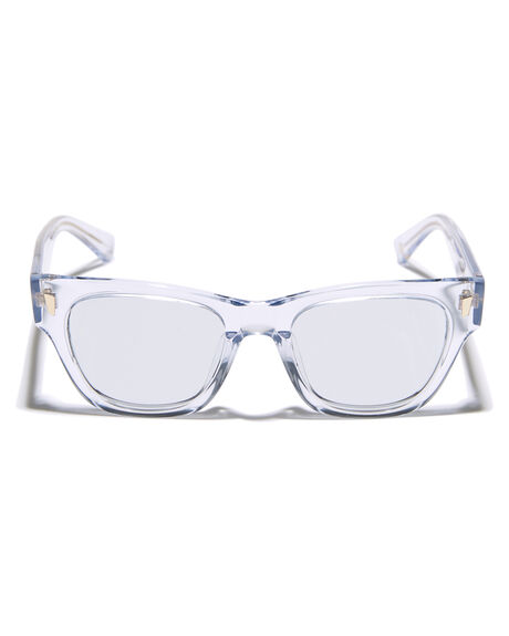 CRYSTAL GREY MENS ACCESSORIES EPOKHE SUNGLASSES - 0762-CRYPOLTGRYCRYST