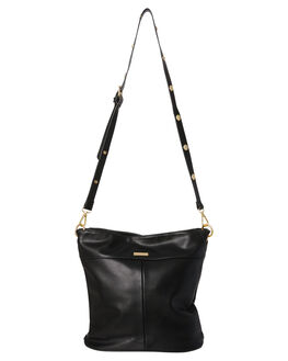 BLACK WOMENS ACCESSORIES RUSTY BAGS + BACKPACKS - BFL0971BLK