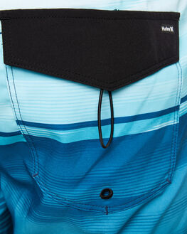 SPACE BLUE MENS CLOTHING HURLEY BOARDSHORTS - AMBSEFRED4JD