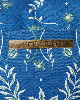 CAMPER BLUE WOMENS ACCESSORIES VOLCOM BAGS + BACKPACKS - E6631882CMP