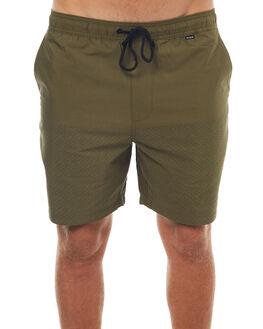 FADED OLIVE MENS CLOTHING HURLEY BOARDSHORTS - AMWSEMOA36W