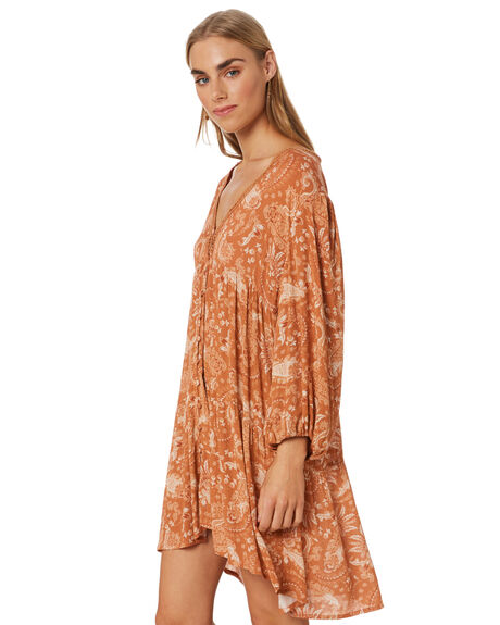MULTI WOMENS CLOTHING MINKPINK DRESSES - MS2002452MULTI