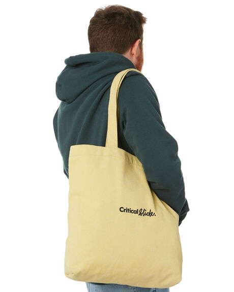 SUNSHINE MENS ACCESSORIES THE CRITICAL SLIDE SOCIETY BAGS + BACKPACKS - TO2008SHN