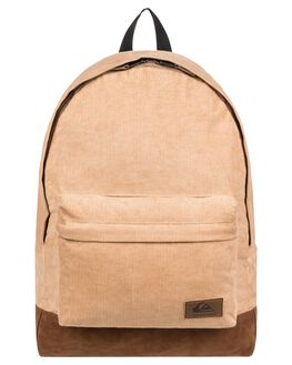 PLAGE MENS ACCESSORIES QUIKSILVER BAGS + BACKPACKS - EQYBP03580-CKK0