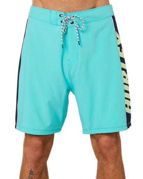 AURORA GREEN MENS CLOTHING HURLEY BOARDSHORTS - CJ5101323