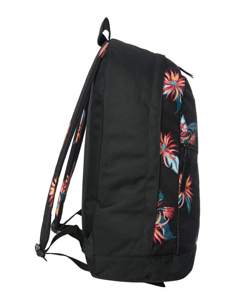 BLACK WOMENS ACCESSORIES ELEMENT BAGS + BACKPACKS - 284481ABLK