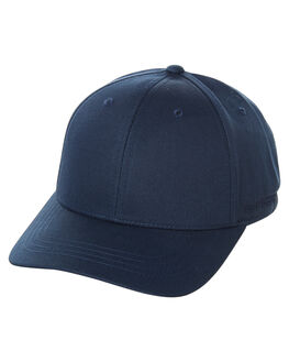 NAVY MENS ACCESSORIES FLEX FIT HEADWEAR - 171104NVY