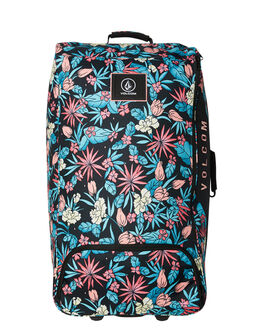 BLACK COMBO WOMENS ACCESSORIES VOLCOM BAGS + BACKPACKS - E6631878BLC