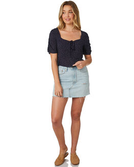 MULTI WOMENS CLOTHING MINKPINK FASHION TOPS - MP1801502MULTI