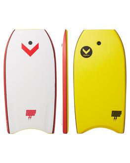 RED MULTI BOARDSPORTS SURF HYDRO BODYBOARDS - ZB18-HYD-040REDM