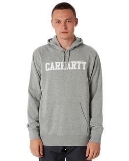 GREY MENS CLOTHING CARHARTT JUMPERS - I024669V6