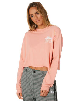MELON WOMENS CLOTHING STUSSY TEES - ST196012MEL