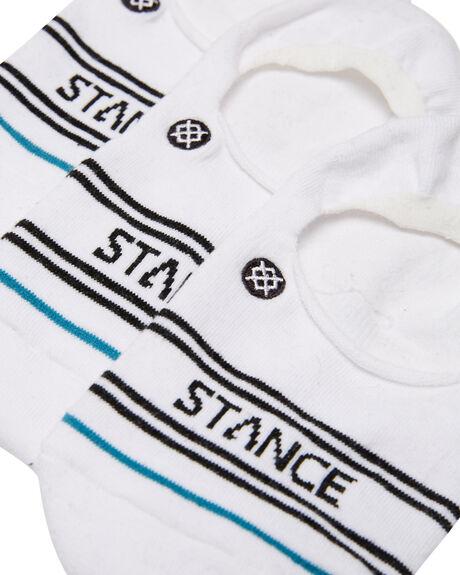 WHITE MENS CLOTHING STANCE SOCKS + UNDERWEAR - A145D20SROWHT