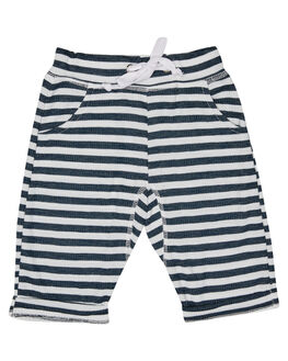 STRIPE FRENCH TERRY OUTLET KIDS SWEET CHILD OF MINE CLOTHING - SP18FAMESHRTSTRP