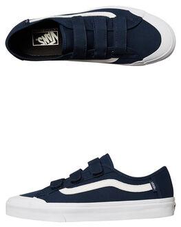 DRESS BLUES WHITE MENS FOOTWEAR VANS SNEAKERS - VNA2XSZOUVBLU