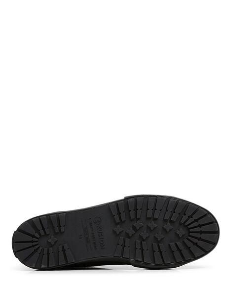 ALL BLACK MENS FOOTWEAR KUSTOM SNEAKERS - KS-4994102-AB1