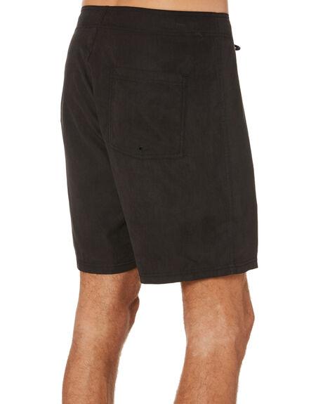 BLACK THREE MENS CLOTHING RUSTY BOARDSHORTS - BSM1423BK3
