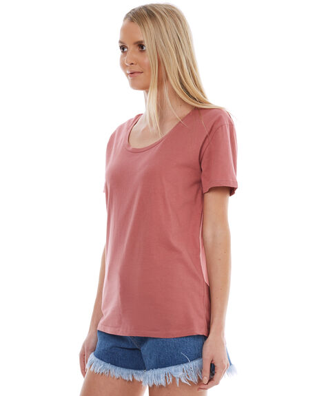 ROUGE WOMENS CLOTHING SWELL TEES - S8174004ROUGE