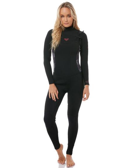BLACK SURF WETSUITS ROXY STEAMERS - ERJW103022KVA0