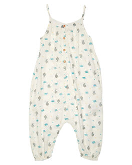 MARSHMALLOW KIDS TODDLER GIRLS ROXY PLAYSUITS + OVERALLS - ERLWD03028XWWG
