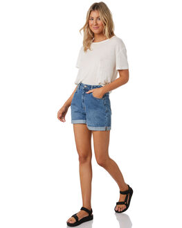 SURE FIRE WOMENS CLOTHING LEE SHORTS - L656783MI6