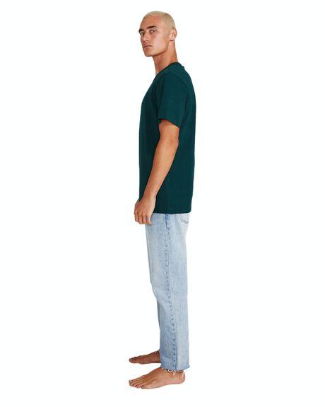 GREEN MENS CLOTHING GENERAL PANTS CO. BASICS TEES - 23053500021