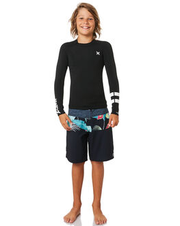 BLACK BOARDSPORTS SURF HURLEY BOYS - 922168010