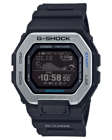 BLACK MENS ACCESSORIES G SHOCK WATCHES - GBX100-1DBLK