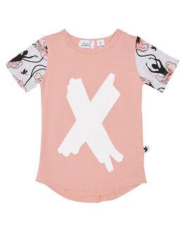PINK KIDS TODDLER GIRLS KISSED BY RADICOOL DRESSES + PLAYSUITS - KR0835PNK