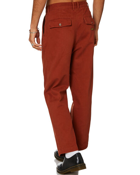 BROWN MENS CLOTHING MISFIT PANTS - MT015603BRWN
