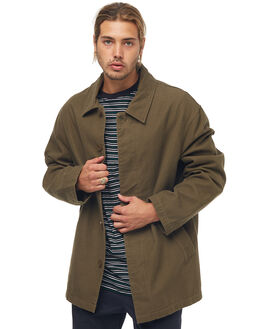 PRAIRIE MENS CLOTHING RUSTY JACKETS - JKM0387PRA