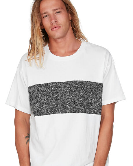 WHITE MENS CLOTHING BILLABONG TEES - BB-9504011-WHT