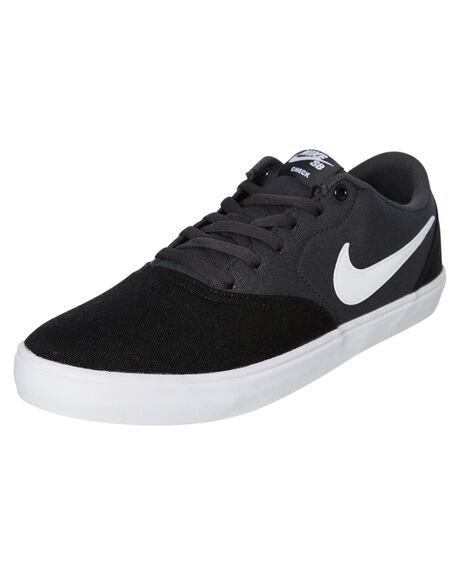 BLACK WHITE MENS FOOTWEAR NIKE SNEAKERS - 843896-023
