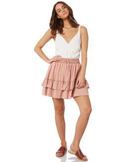 SHRIMP WOMENS CLOTHING RUSTY SKIRTS - SKL0460SIP