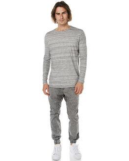 BLACK ACID MENS CLOTHING ZANEROBE PANTS - 705-CARBBKAC
