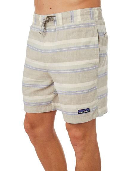 SHORELINES STRIPE MENS CLOTHING PATAGONIA SHORTS - 58055SHOS