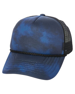 WASHED BLACK KIDS BOYS RIP CURL HEADWEAR - KCAQT18264