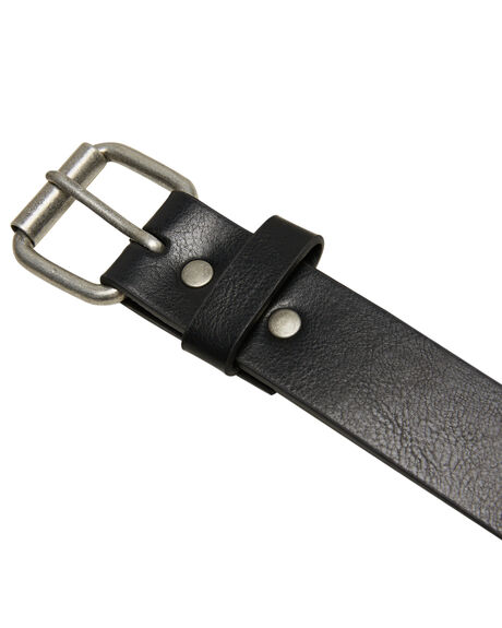 BLACK MENS ACCESSORIES BILLABONG BELTS - 9603651BLK