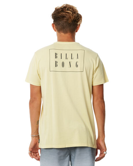 SULFUR MENS CLOTHING BILLABONG TEES - 9585027SLFR