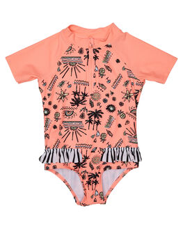 CORAL BOARDSPORTS SURF RIP CURL TODDLER GIRLS - FSIBS10026