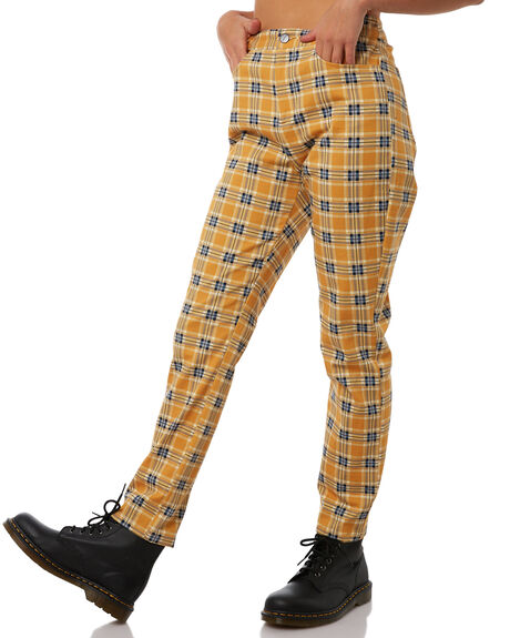 YELLOW WOMENS CLOTHING INSIGHT PANTS - 5000002398YELL