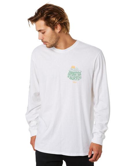 WHITE MENS CLOTHING HURLEY TEES - CN5243100
