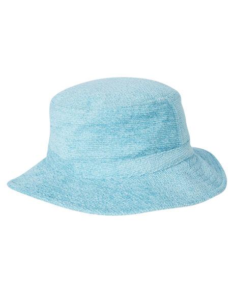 BLUE OUTLET WOMENS FALLENBROKENSTREET HEADWEAR - 20_08_031BLU