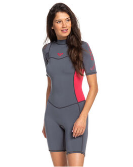 DEEP GREY/SCARLET BOARDSPORTS SURF ROXY WOMENS - ERJW503007-XKKM