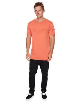 MANDARIN MENS CLOTHING QUIKSILVER TEES - EQYKT03818NLK0