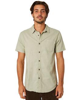 DUSTY SAGE MENS CLOTHING RHYTHM SHIRTS - APR19M-WT03-DSA