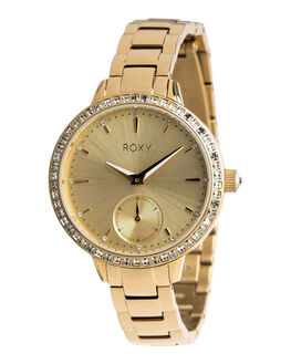 ROSE GOLD WOMENS ACCESSORIES ROXY WATCHES - ERJWA03032-MKP0