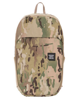 MULTICAM MENS ACCESSORIES HERSCHEL SUPPLY CO BAGS - 10269-02019-OSMUL